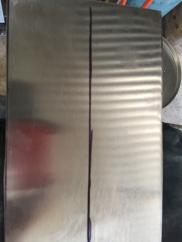 IMG_4199 garde boue aluminium sur mesure