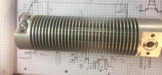 radiateur d'huile sur mesure usinage réunion
