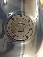 peinture reservoir moto run iron works