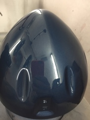 peinture phare moto cb 500 run iron works
